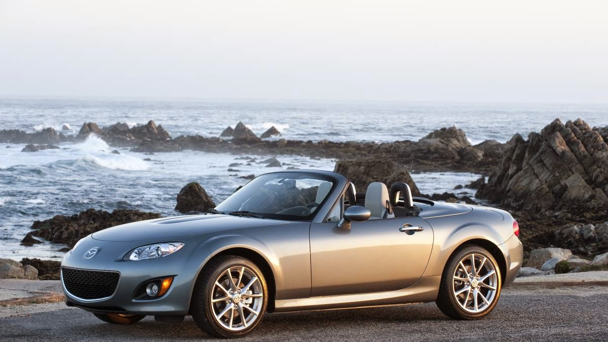 2014 Mazda MX-5 Miata Grand Touring PRHT review notes