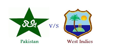Pakisan vs West Indies 4th ODI cricket match