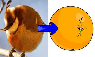 Baloon Bird