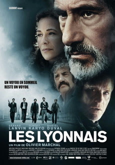 Les Lyonnais (A Gang Story) Poster