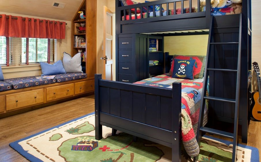 features of bunk bed