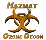Eco-Safe Hazmat Ozone Decon