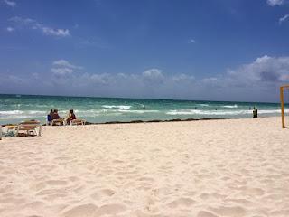 Iberostar Paraiso Del Mar beach