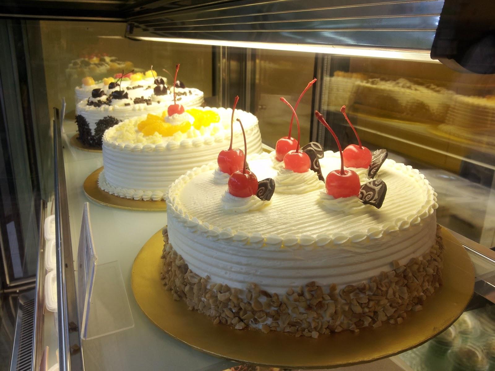 kedai roti dan kek afiza bakery senarai roti dan kek
