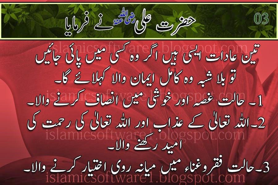 Hazrat Ali Murtaza Radi Allahu Anhu 3