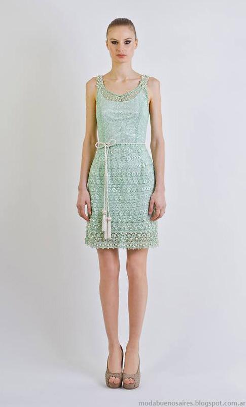 Vestidos cortos 2014. Natalia Antolin 2014.