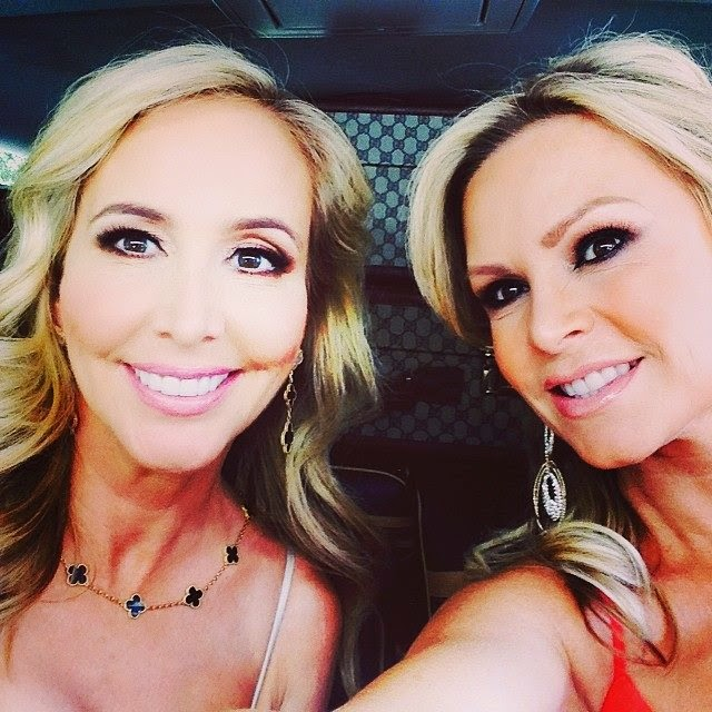 Tamra Barney And Shannon Beador Recently Shot A Commercial Together