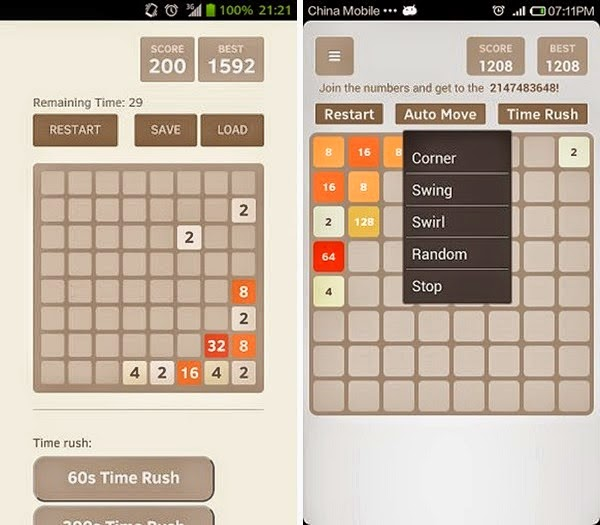 Super 2048 2.9 Apk game