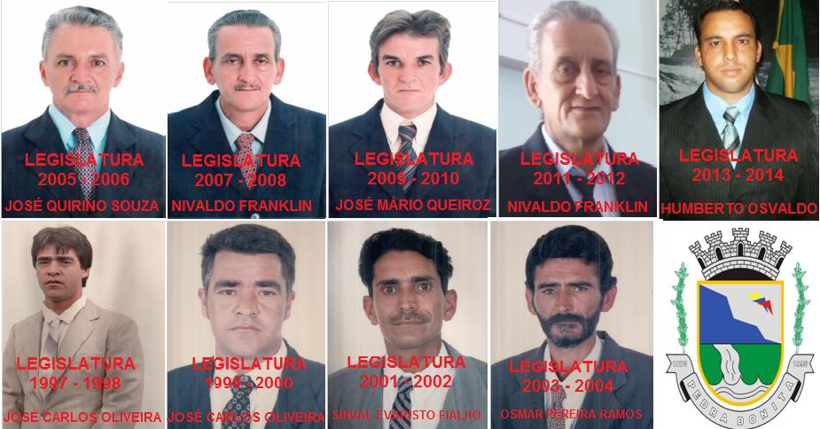 GALERIA DE EX - PRESIDENTES