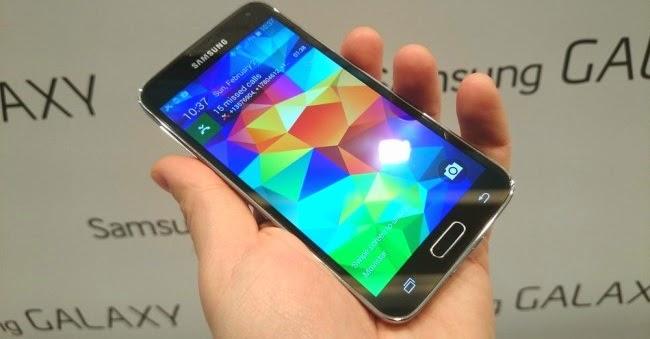 Samsung Galaxy s5 Alpha