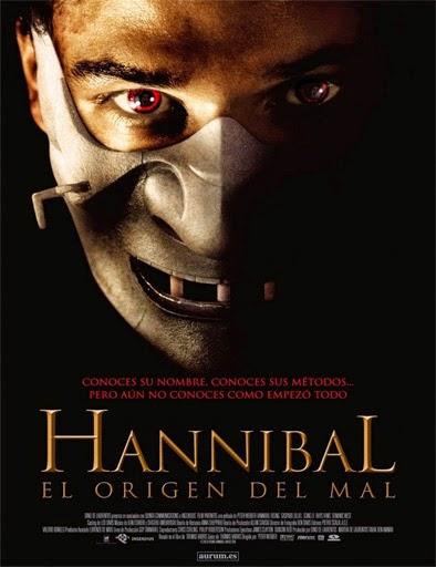 Ver Hannibal: el origen del mal (Hannibal Rising) (2006) Online