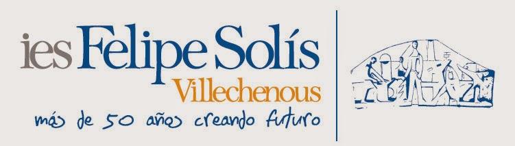 ECOESCUELA I.E.S. FELIPE SOLÍS