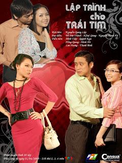 Phim Lập Trình Cho Trái Tim - VTV3 [40/40 Tập] Online