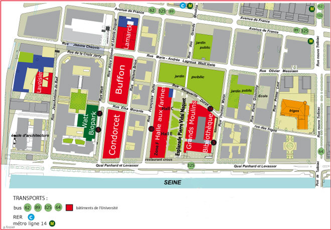 plan q Orléans