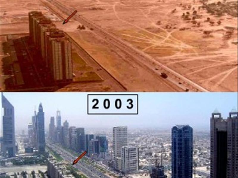 Dubai in 1990 vs 2014 video tube 4 kh tube4kh com ph kh