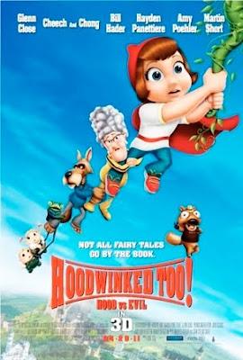 Hoodwinked Too! Hood VS. Evil (2011).