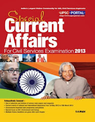 Special Current Affairs 2013