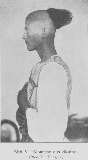 Albanese aus Skutari (1900)