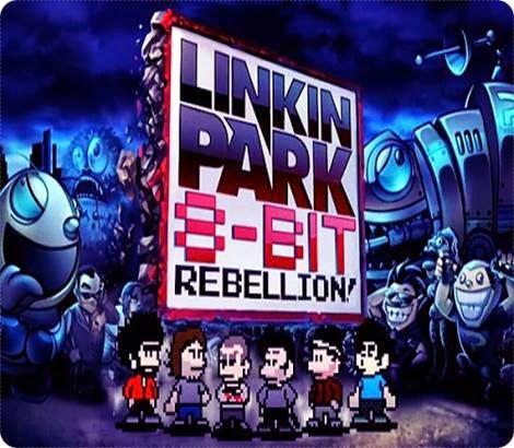 Linkin Park 8 bit Rebellion Descargar Gratis
