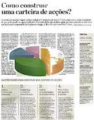 Jornal de Negócios - How to build a portfolio