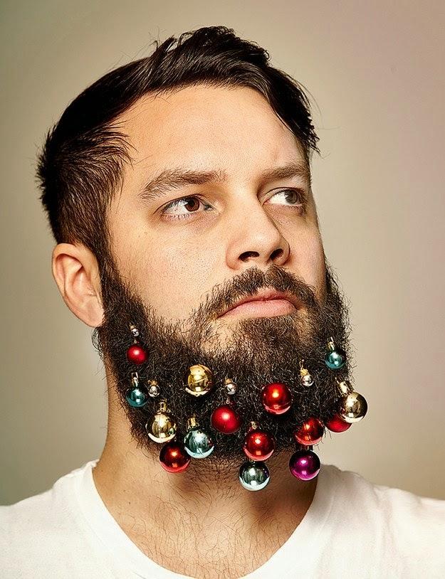 Palline di Natale per Barba prezzo: 10 euro