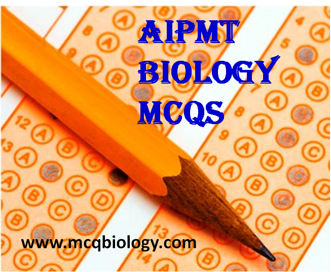 AIPMT Biology MCQs &  Online Tests