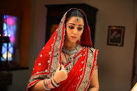 Charmi, In, Traditional, Outfit, From, Zilla, Ghaziabad