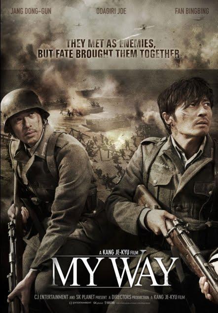 My Way (2012) สงคราม มิตรภาพ ความรัก