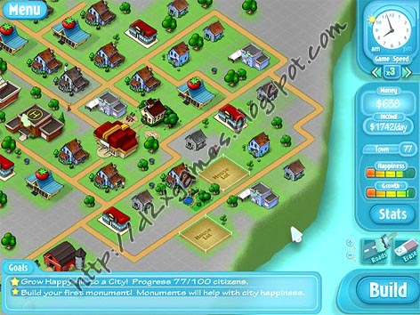 Free Download Games - Happy Ville Quest For Utopia