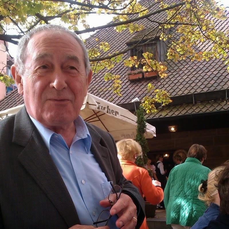 Werner Behringer, Bratwursthäusle