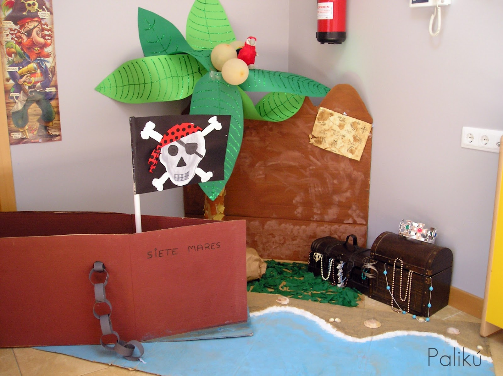 Palikú: Fiesta pirata.