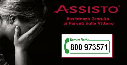 assistenza gratuita ai parenti delle vittime