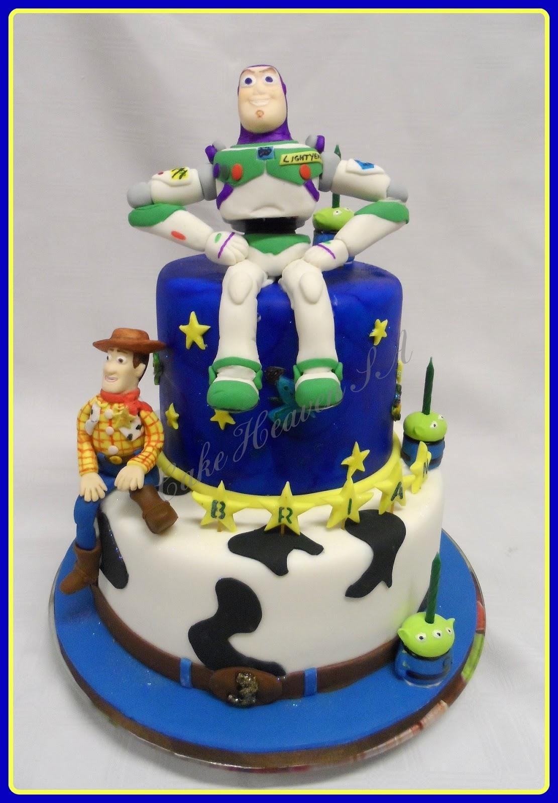 Cake Heaven SA July 2013