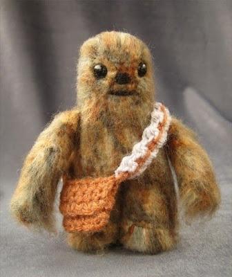 Wookie Chewaka Crochet