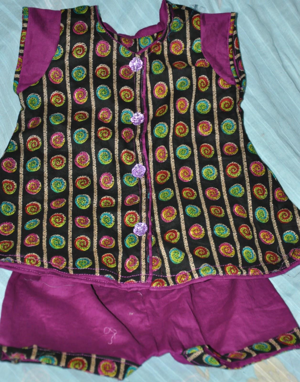As Garments And Handicraft Home Made Dress