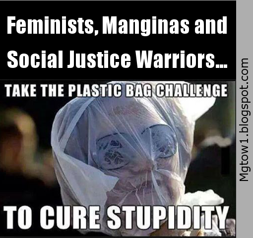 Take the Plastic Bag Challenge!  (Unless you are a MGTOW)
