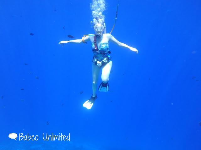 BabcoUnlimited.blogspot.com - Maui, Snuba, Blue Ocean