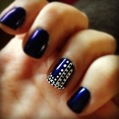 DIY ตกแต่งเล็บให้เก๋ไก๋ (DIY fashion nail) [2]