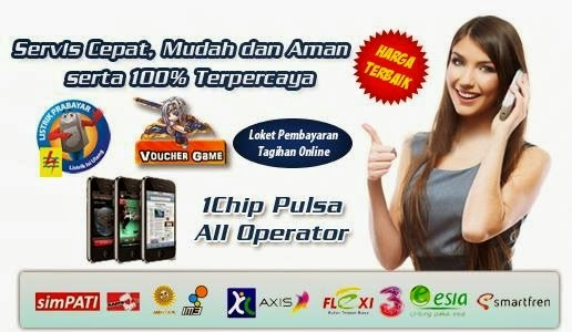 JELITA RELOAD : SERVER PULSA MURAH ALL OPERATOR