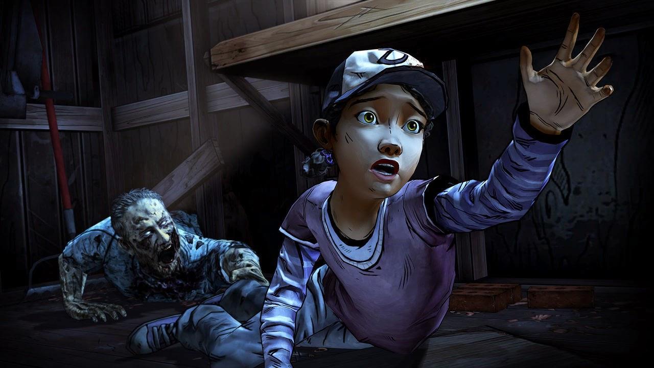 The Walking Dead Season two Episode 1 release