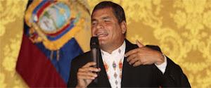 EL OTRO DIA ESCRIBI QUE EN ECUADOR HABIAN MULTADO Y CONDENADO A PRISION POR EDITAR UN LIBRO