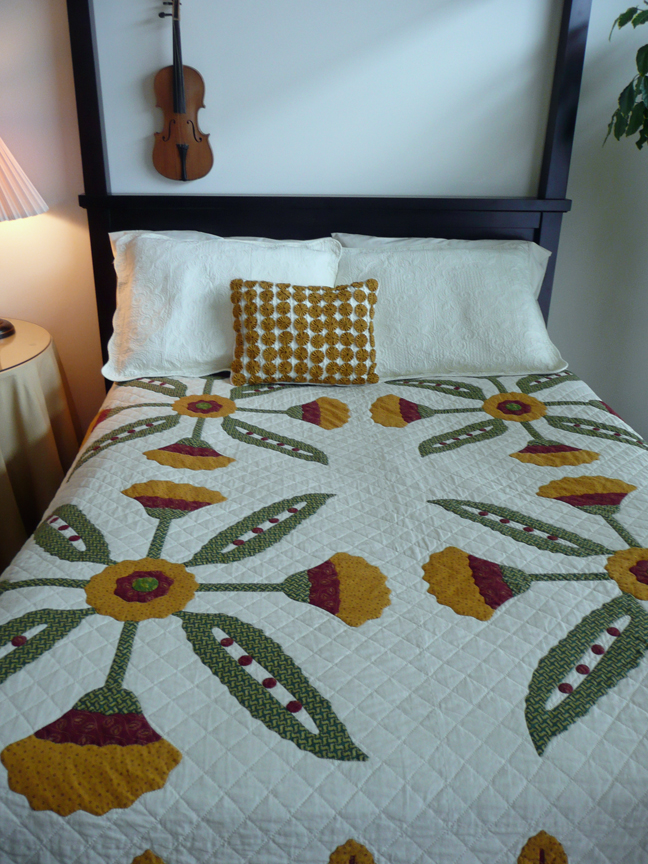 Annemarie 39 S Anecdotes House Tour Quilted Spaces