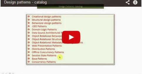 Java ee design patterns catalog for Object pool design pattern java