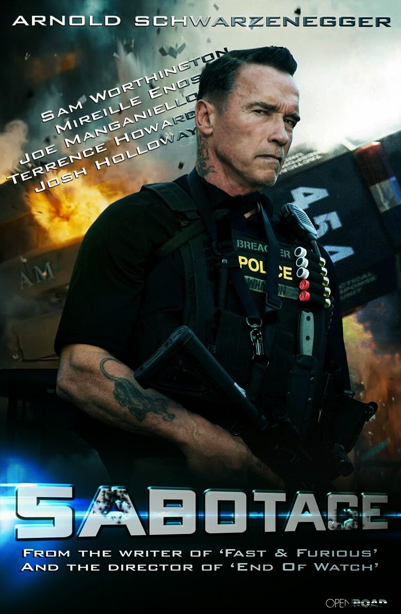 Download Film SABOTAGE (2014)