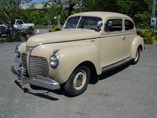1941 plymouth special deluxe p12 2 door sedan june 2013 for 1941 plymouth deluxe 4 door