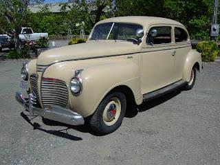 1941 plymouth special deluxe p12 2 door sedan june 2013 for 1941 plymouth 4 door sedan