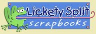 Lickety Split Scrapbooks