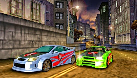 NFS Carbon game for PC Free Download Full Version