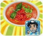 Nấu súp chay, game ban gai
