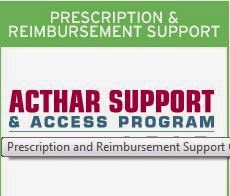 ACTHAR Rx and  Reimbursement Support